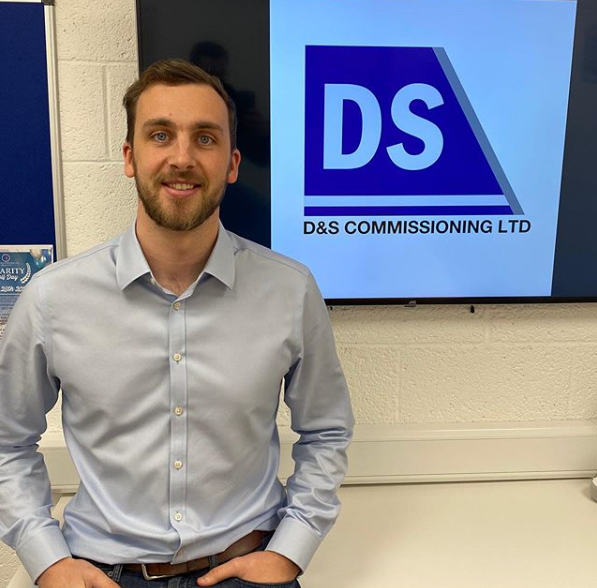 Zak Lawton joins as Operations & Engineering Manager